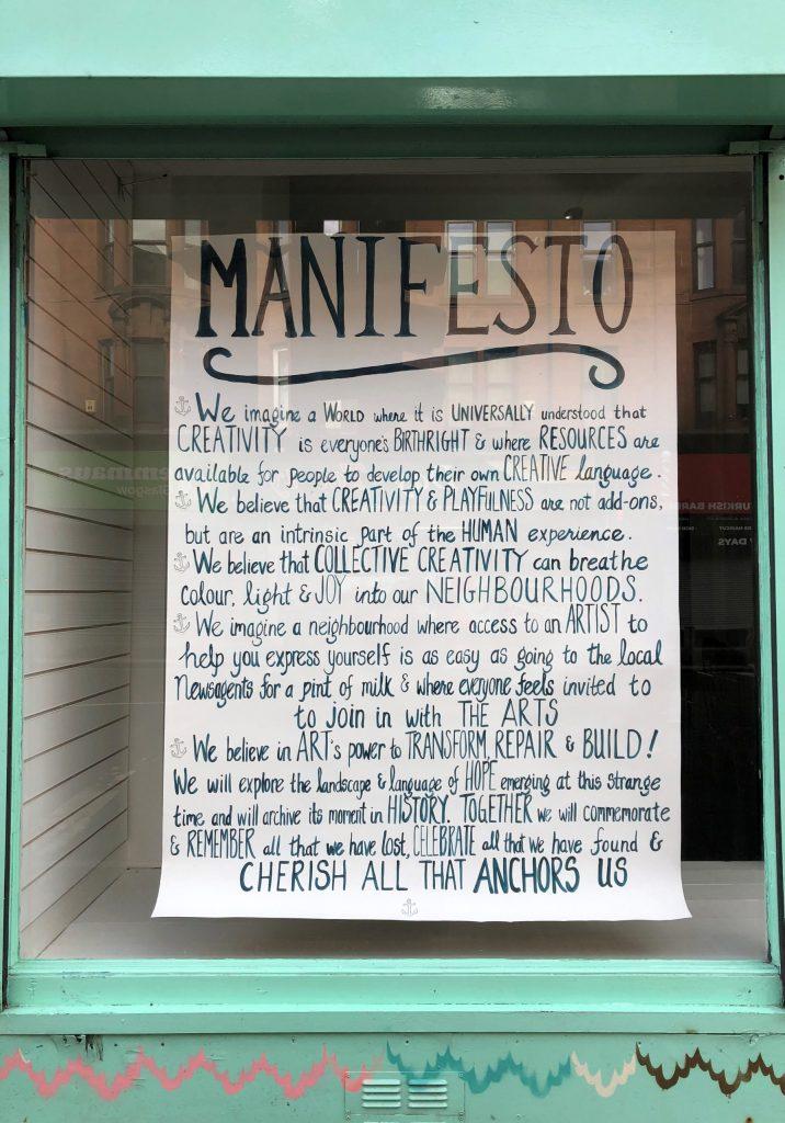 The Anchor Lab Manifesto