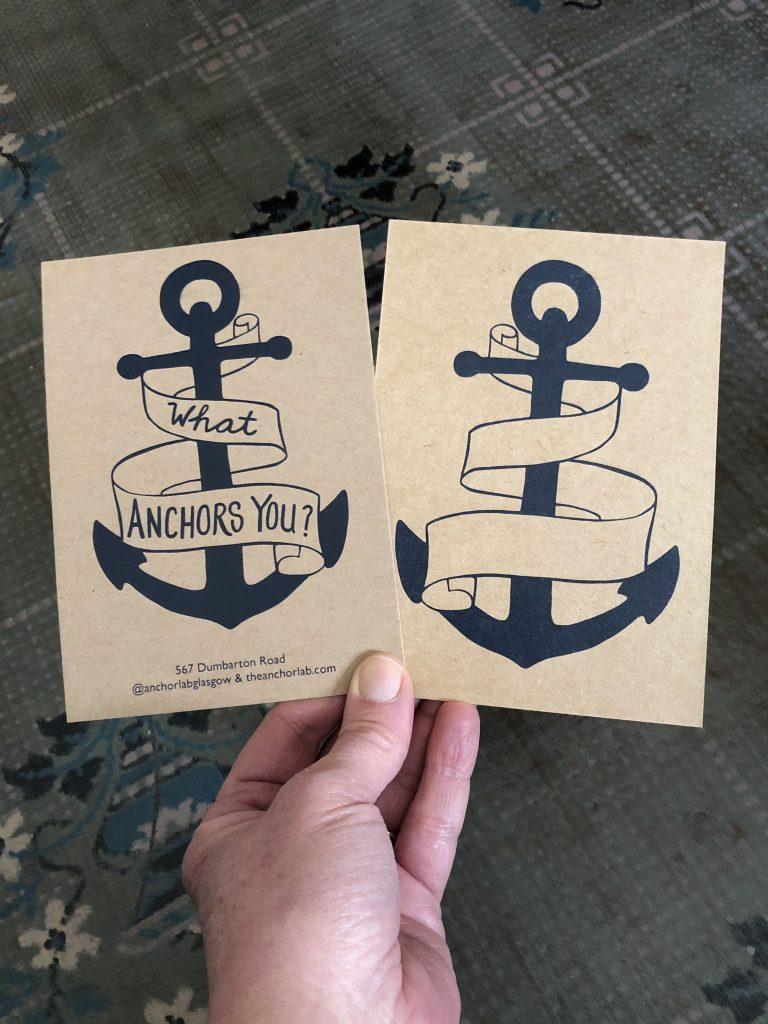 Anchor Lab Postcards